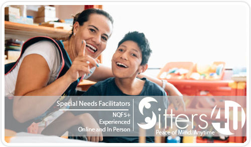 Special Needs Facilitation - Assisting Differently Abled and Learning Disaled Children to Learn and Flourish