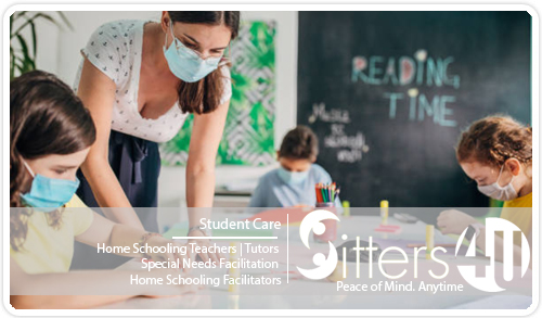 Sitters / Au Pairs in Cape Town, Johannesburg and Pretoria - Sitters4U Babysitting, House sitting and Au Pair services. - Student CARE